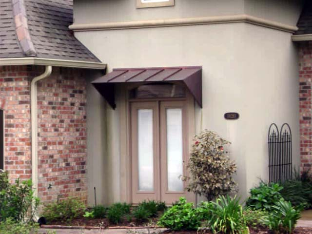 Residential Metal Awnings