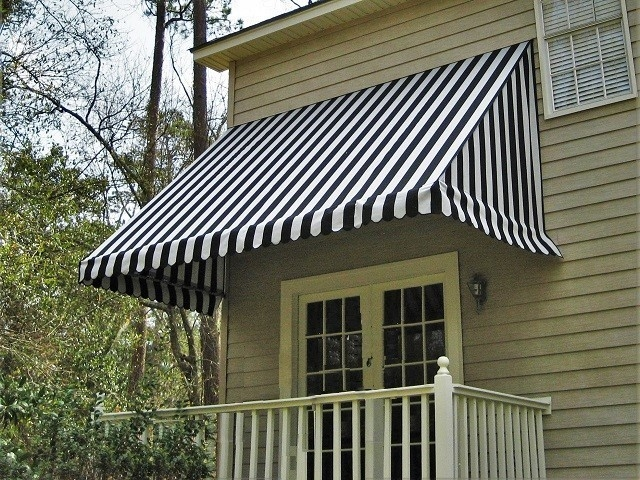 Residential Fabric Awnings La Custom Awnings