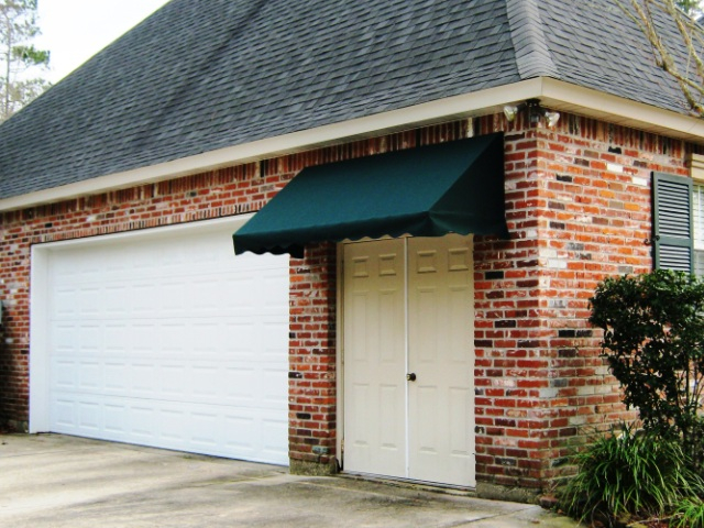 Residential Fabric Awnings | LA Custom Awnings